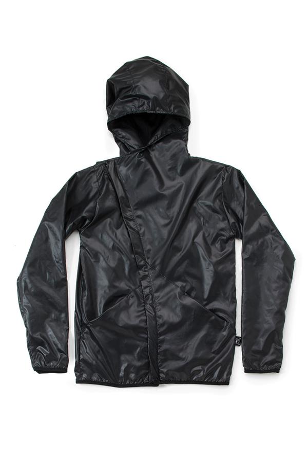 Kids Nununu Wind Jacket - Black