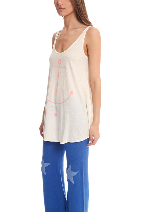 Wildfox Couture Indiana Tank - Pearl