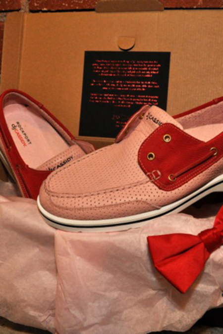 DJ Cassidy X Rockport-Limited Edition Bridgeport Boat Shoe
