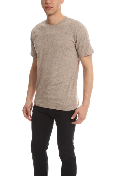 A.P.C. Jimmy Tee - Beige Rose
