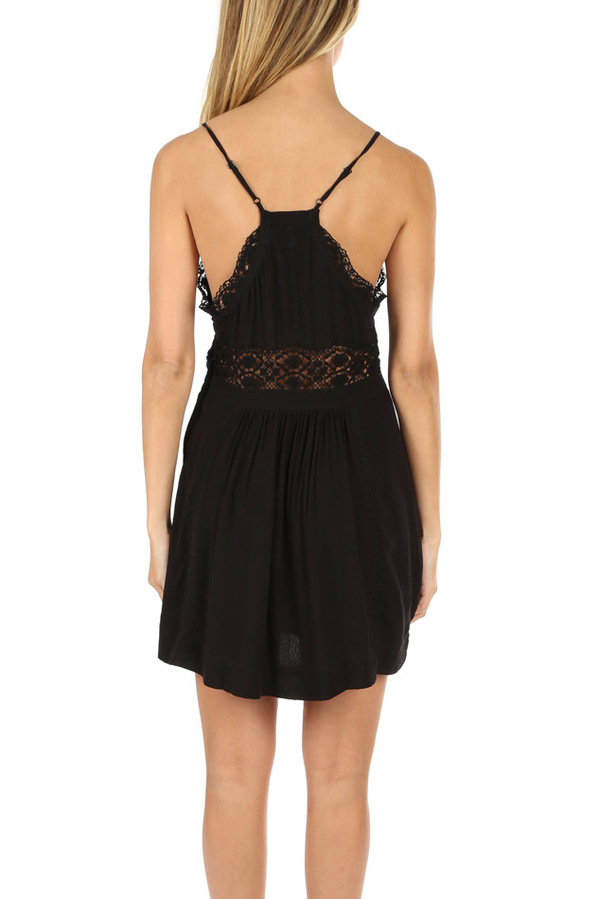 IRO Lelluo Dress - Black