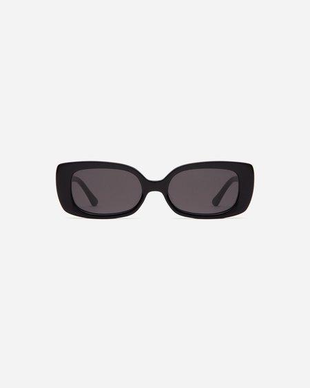 Zou Bisou Velvet Canyon Sunglasses - Black