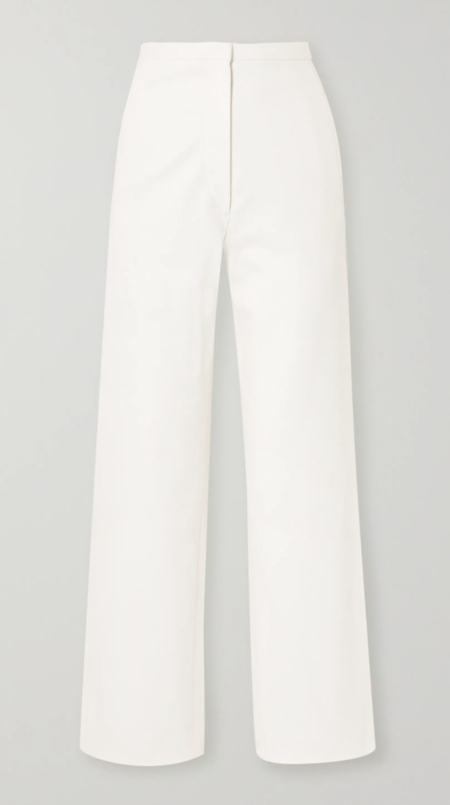 LVIR Stitched Pants - Ivory