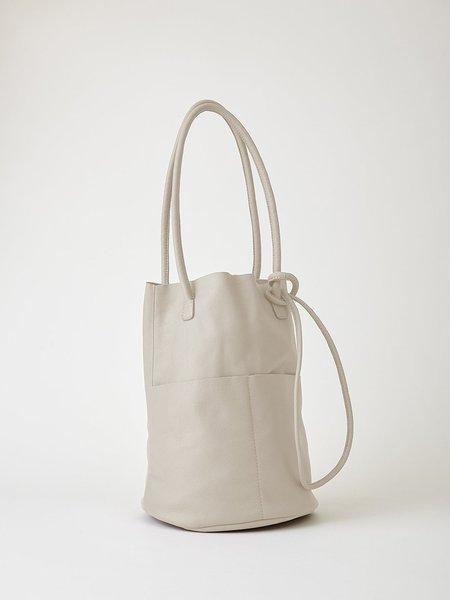 are studio barrel bag - bone