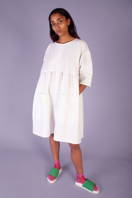 L.F.Markey Samuel Dress - Off White