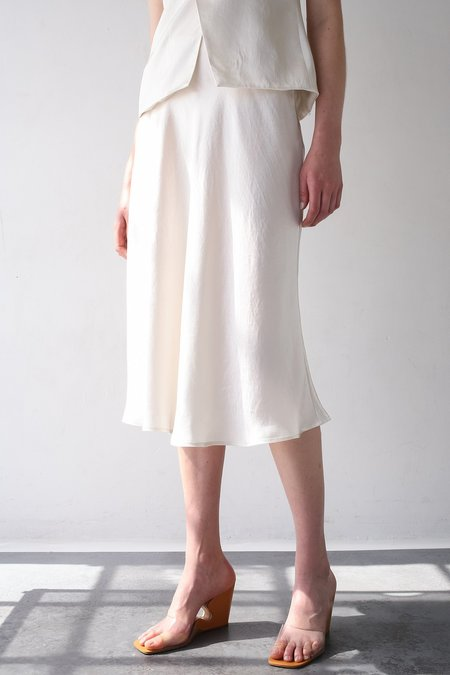 Shaina Mote Mar Skirt - Salt