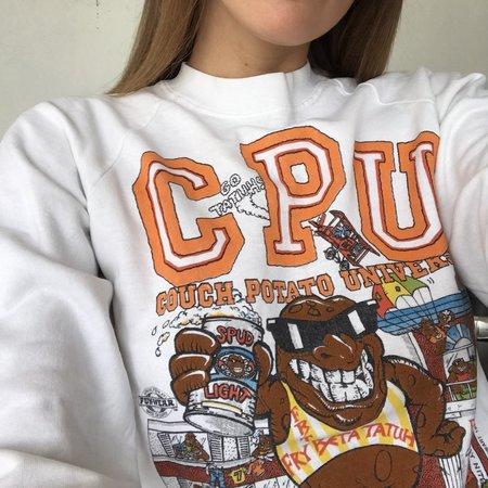 Rxmance Vintage CPU Sweatshirt