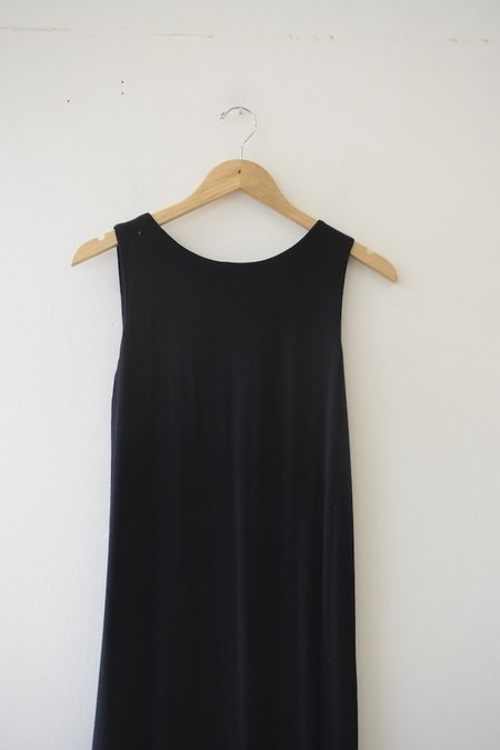 [pre-loved] Kinross Tank Dress - Black