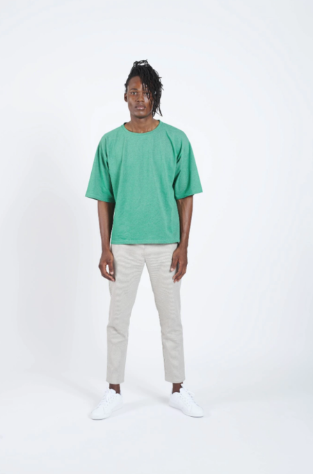 HOUSE OF THE VERY ISLANDS Drop Shoulder oversized Tee