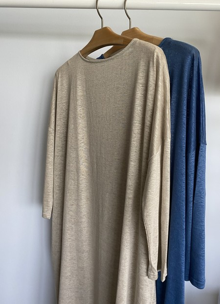 ICHI ANTIQUITES Knit Dress