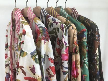 Welcome Shoppe Sharing kimono