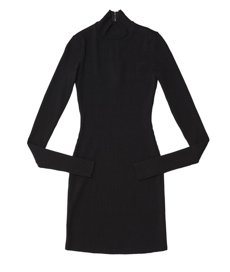 Cotton Citizen Ibiza Mini Dress - Jet Black
