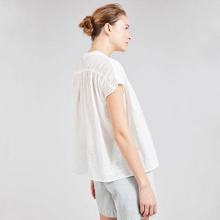 Cotélac Cotelac SS shirt - White