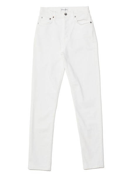 Cotton Citizen High Rise Split Skinny Jean