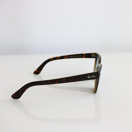 [Pre-loved] Ray Ban Meteor Sunglasses - Tortoise