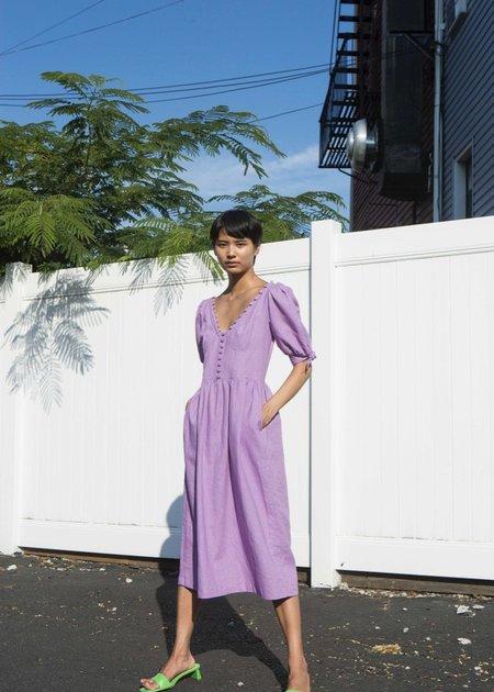 Tach Clothing Piscis dress - Lavender