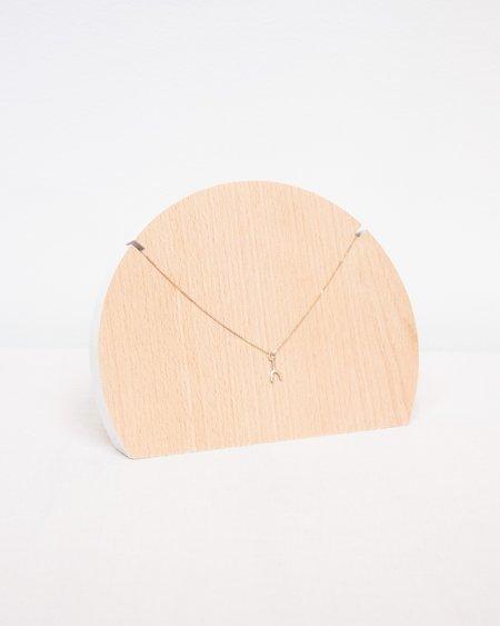 Belle Isle Design Co. Little Wish Charm Necklace
