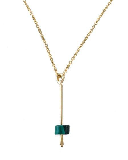Ellen Mote Jewelry Nama No. 2 Necklace