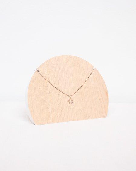 Belle Isle Design Co. Piece Necklace - Silver