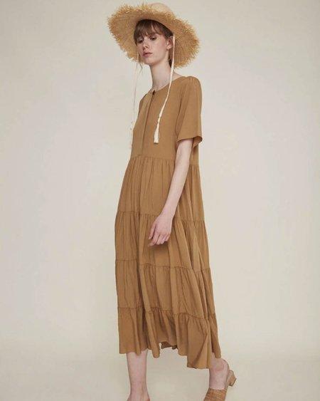 Rita Row Dress - Topo