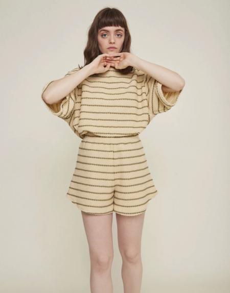 Rita Row Shorts - Beige