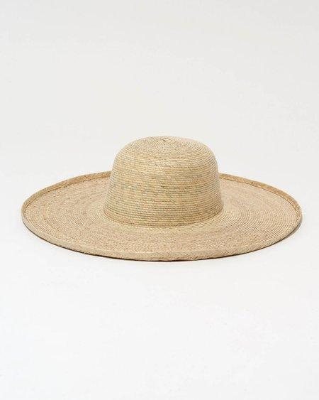 Communitie Marfa Vita Hat - Palm Straw