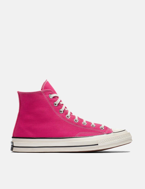 Chuck Canvas Hi Sneakers - Pink Pop