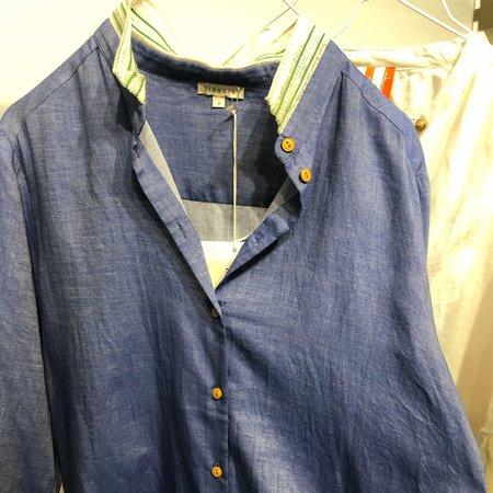 Tinsels Holly Sierra Shirt - Indigo
