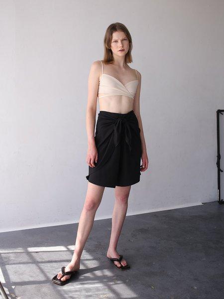 Shaina Mote Petalo Short - Onyx