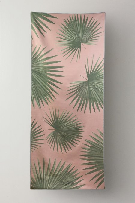 Sora Fan Palm Towel