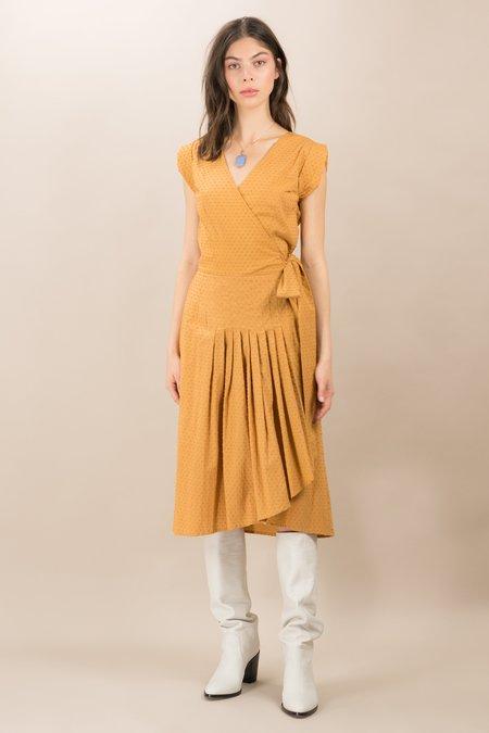Kristinit Jade Dress