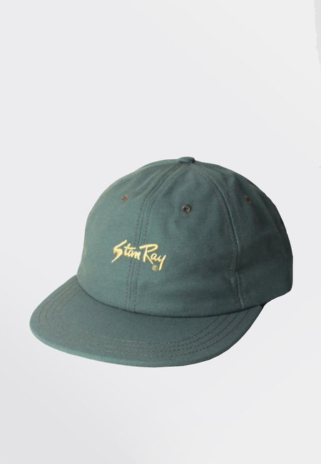 Stan Ray Ball Cap - olive sateen