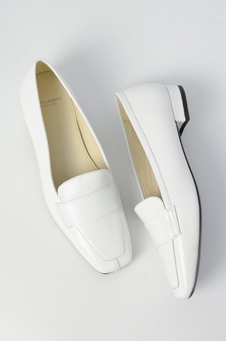 Vagabond Layla Loafers - White