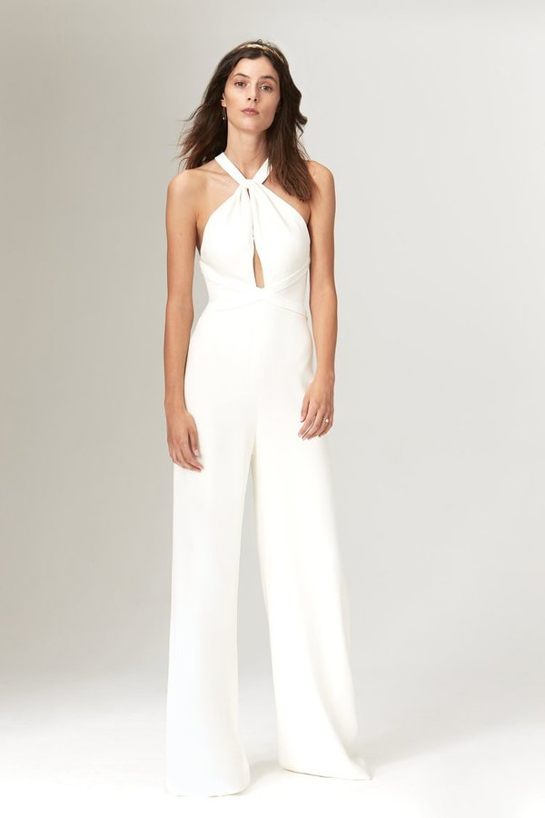 Savannah Miller Nancy Jumpsuit - Ivory