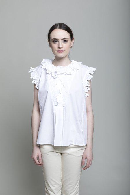V. de. Vinster Embisa Top - White