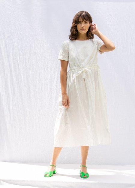 Whit Tori Dress - White