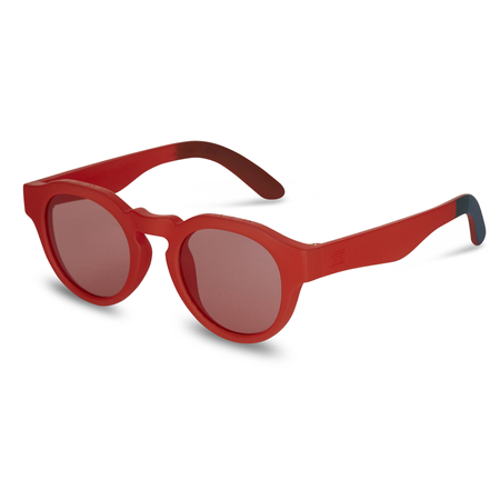 Pattino Shoe Boutique Toms Bryton Glasses - Matte Fiesta Red