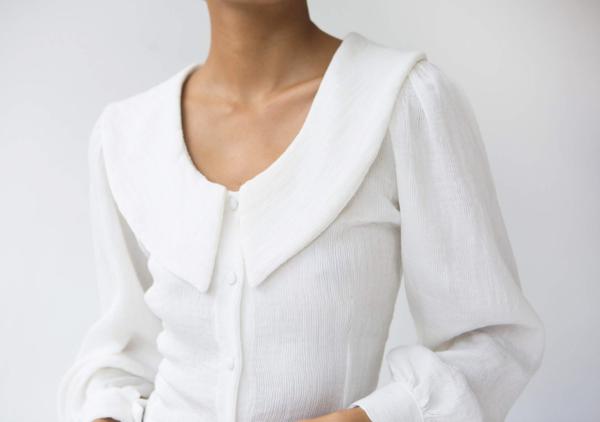 Tach Cala Shirt - White