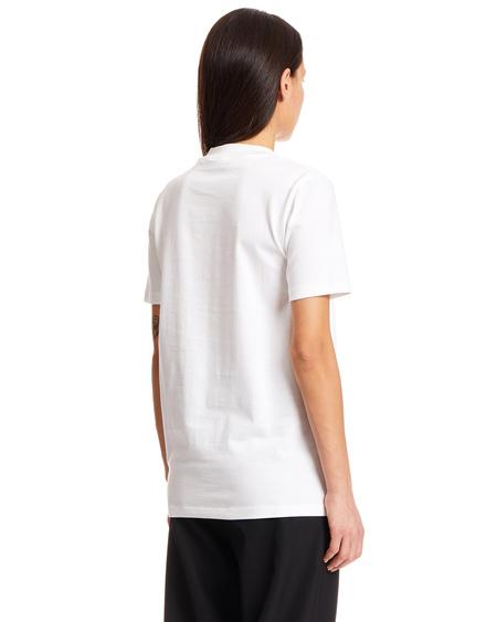 Courrèges White Cotton T-Shirt - White