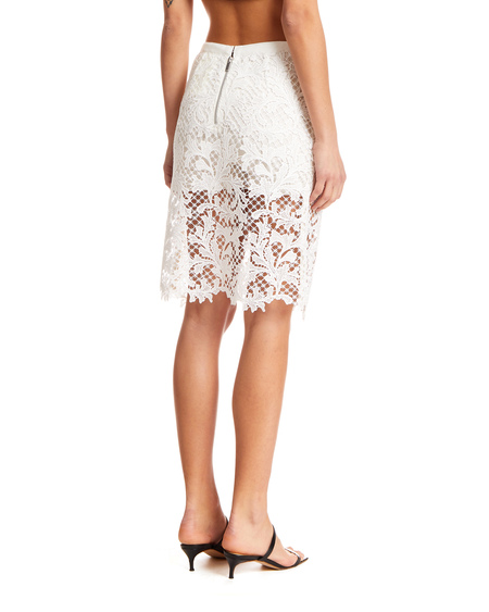 Sacai Layered Lace Skirt