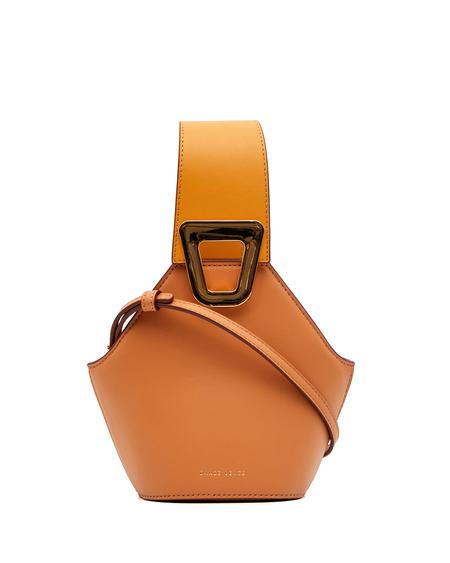 Danse Lente Mini Johny Bucket Bag - Mango