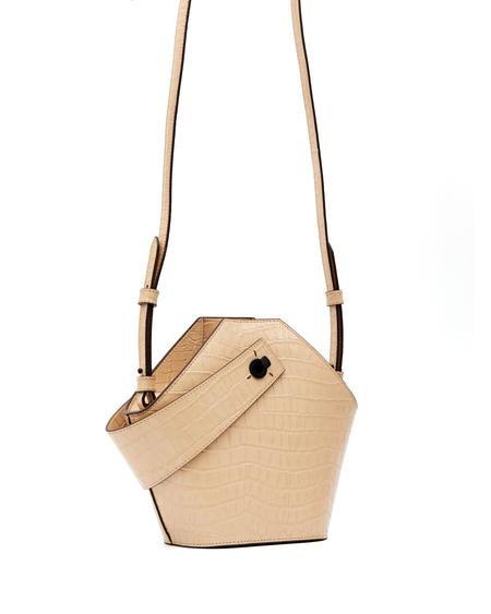 Danse Lente Leather Johny Bucket Bag