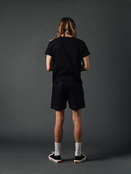 SECOND/LAYER New Boxer Short - Black