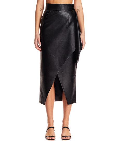 Matériel Sheath Skirt - Black