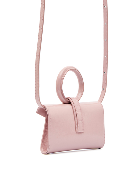 Complét Valery Mini Leather Bag - Pink