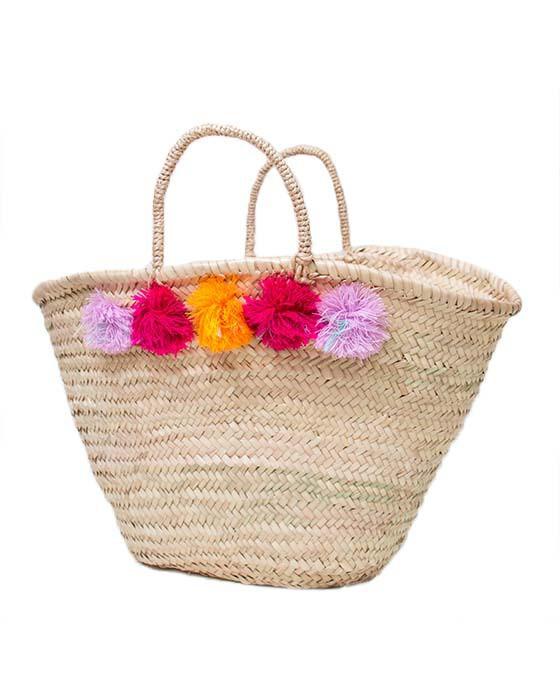 Eliza Gran Topanga Basket