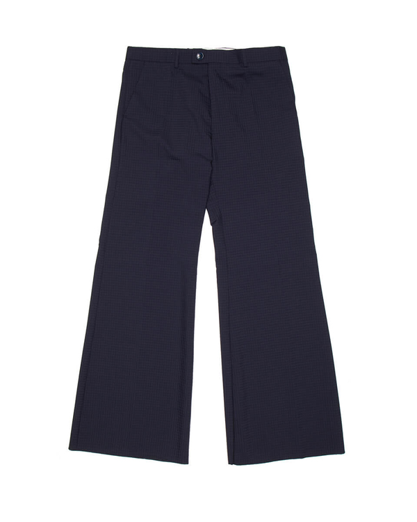 Martine Rose Ansel Wool Pants - Blue