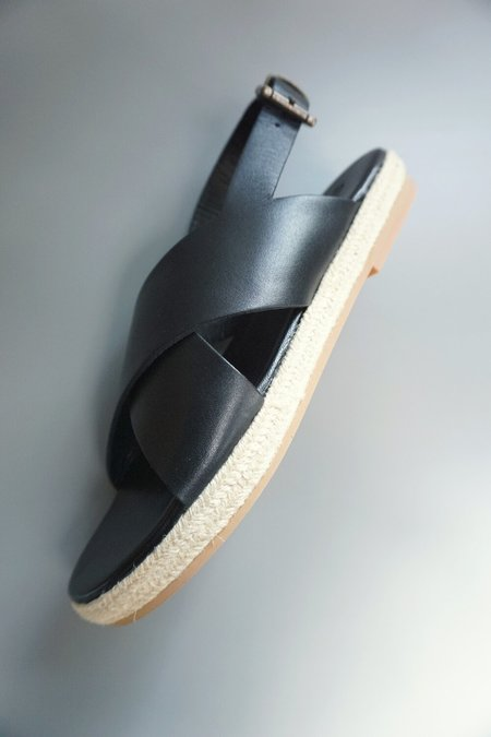 St. Agni BASQUE ESPADRILLE - Black