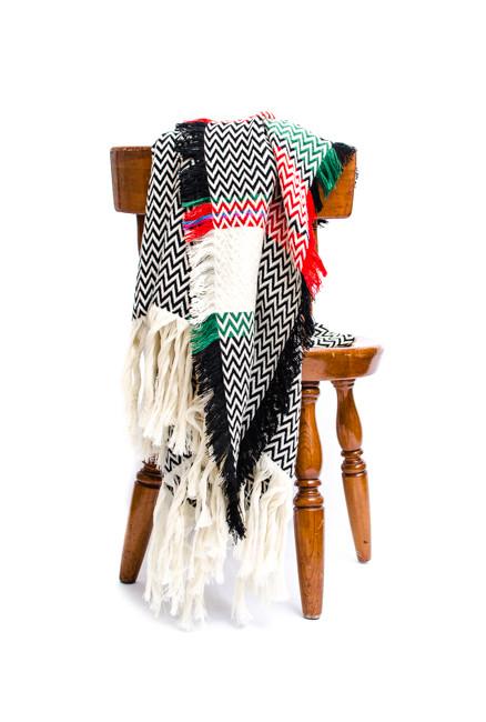 Mandal Veveri Setesdal Bunad Blanket