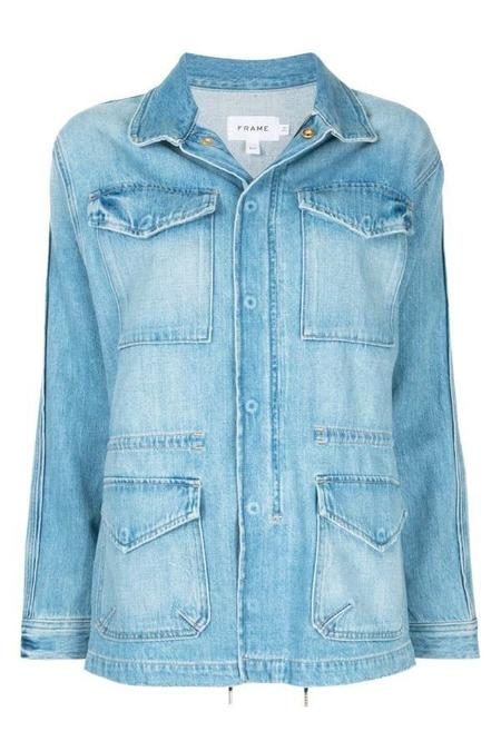 FRAME Denim Jacket - Dana